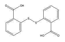 2,2'-Dithiosalicylic acid; DSTA,CAS No:119-80-2