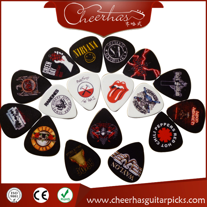 Rock Guitar Picks