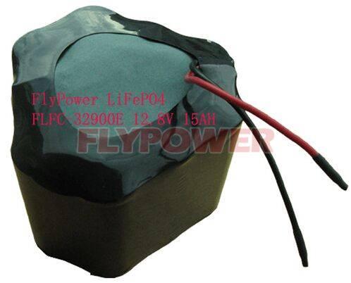 12.0V 15AH solar lighting LiFePO4 battery pack