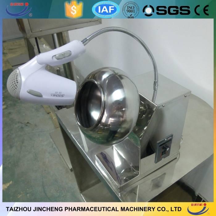 BY200 sugar coating machine price