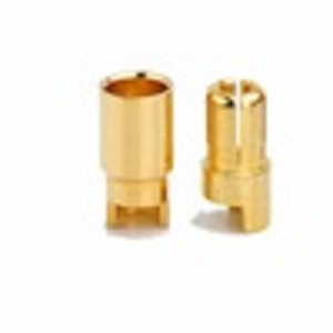 6.0mm gold plated bullet connectors,R/C connector