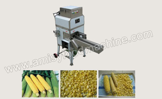 Sweet Corn Thresher