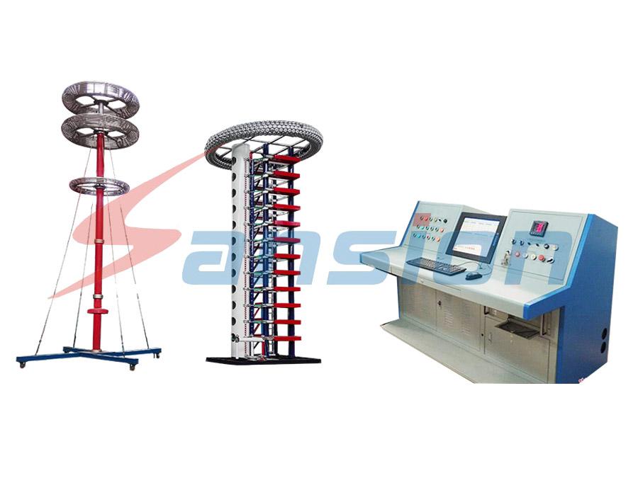 SXCF Impulse Voltage Generating Test System