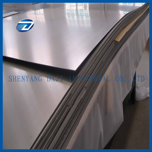 Thin Titanium Sheet / Sheet with Competitive Price