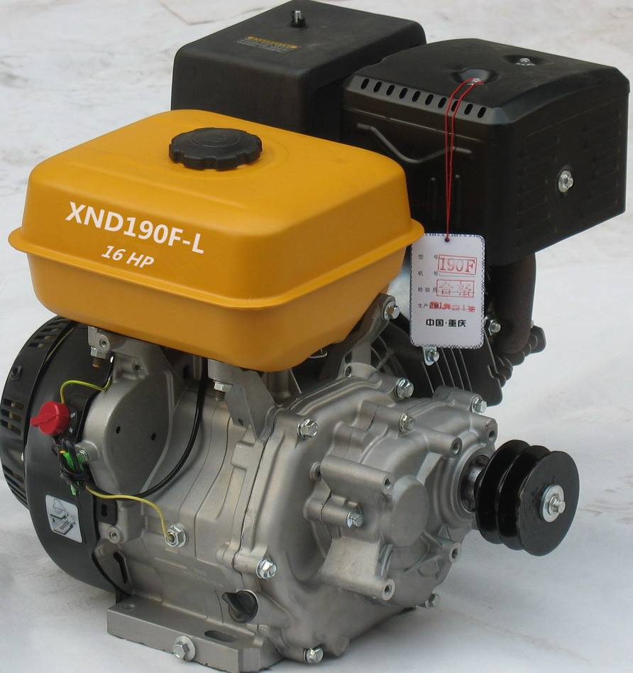 SJ190F-L 16hp GASOLINE ENGINE with high quality