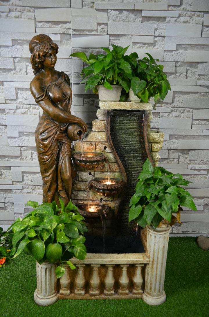 Polyresin Garden Decoratives