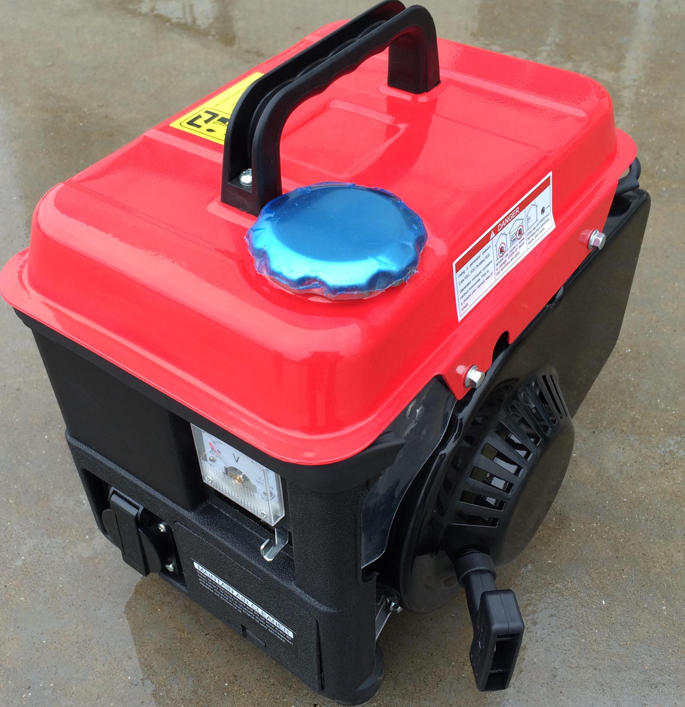 Toppest quality 800W's gasolene inverter generator