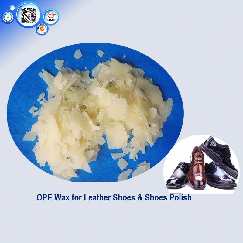 Polyethylene Wax Leather Auxiliary Agent PE Wax