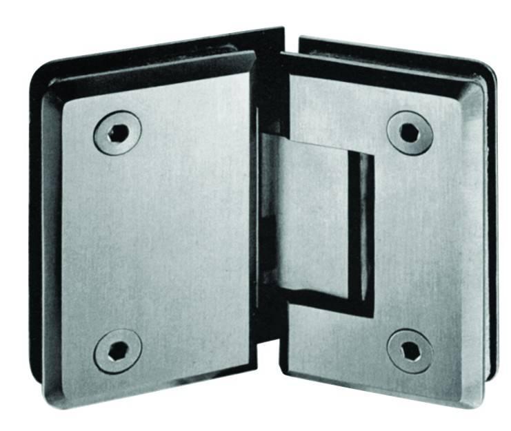 project hardware accessory shower hinge brass door clip stainless steel shower door clip