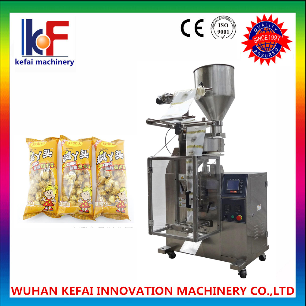 Hot selling automatic vertical packing peanuts machine