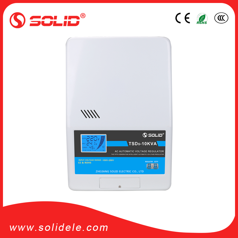 Solid electric 10000VA voltage regulator