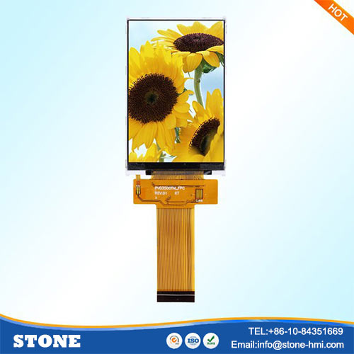 viewing angle 3.5 inch tft lcd panel