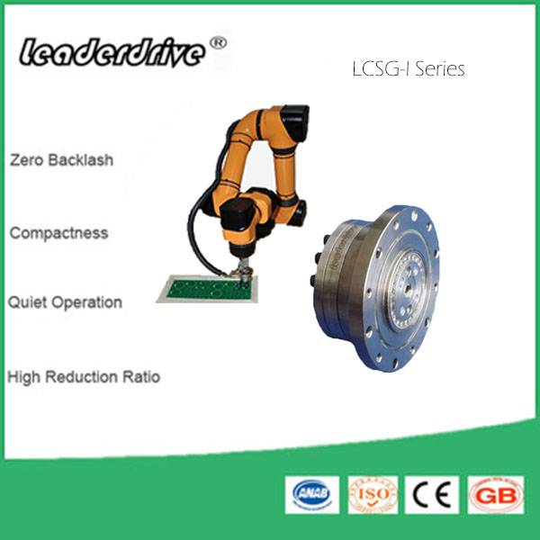 Harmonic Strain Wave Gearing Reducer with Zero Backlash Used for Medical Equipment (LCSG-I)