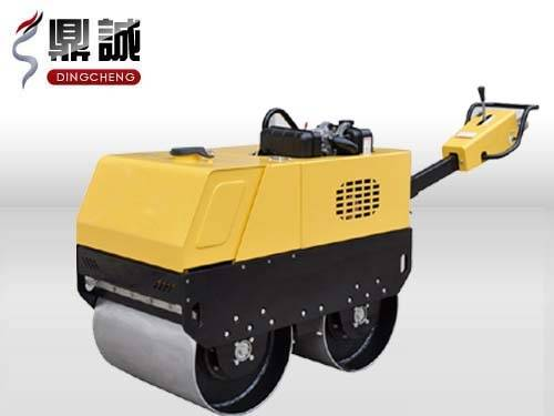 DC-30C High configuration walking type dual wheel roller(small type)