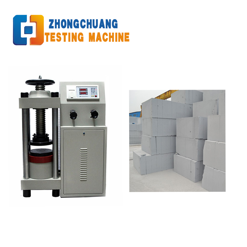2000kN Hydraulic Concrete Strength Compression Testing Machine Compression Tester Supplier
