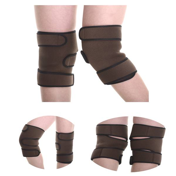Hot Sales Hinged Tourmaline Heating Knee Support