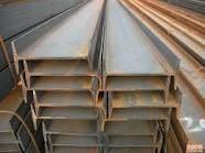 hot rolled steel I beam profile