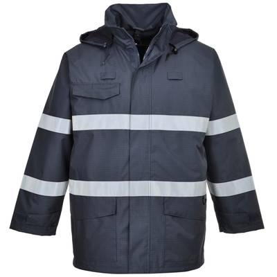 Rain hi-vis antistatic with waterproof jacket2