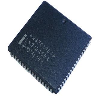 AN87C196CA ,Intel MCU 16-bit CISC 32KB EPROM 5V Automotive