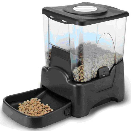 High Quality Automatic Pet feeder With LCD screen and remote control