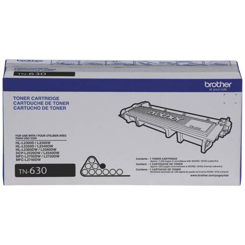 Brother Black Toner cartridge Brother TN-630