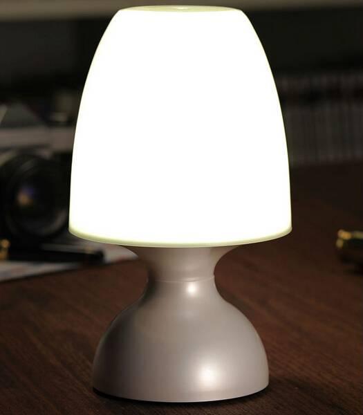 Battery operated LED Mini Table Lamp