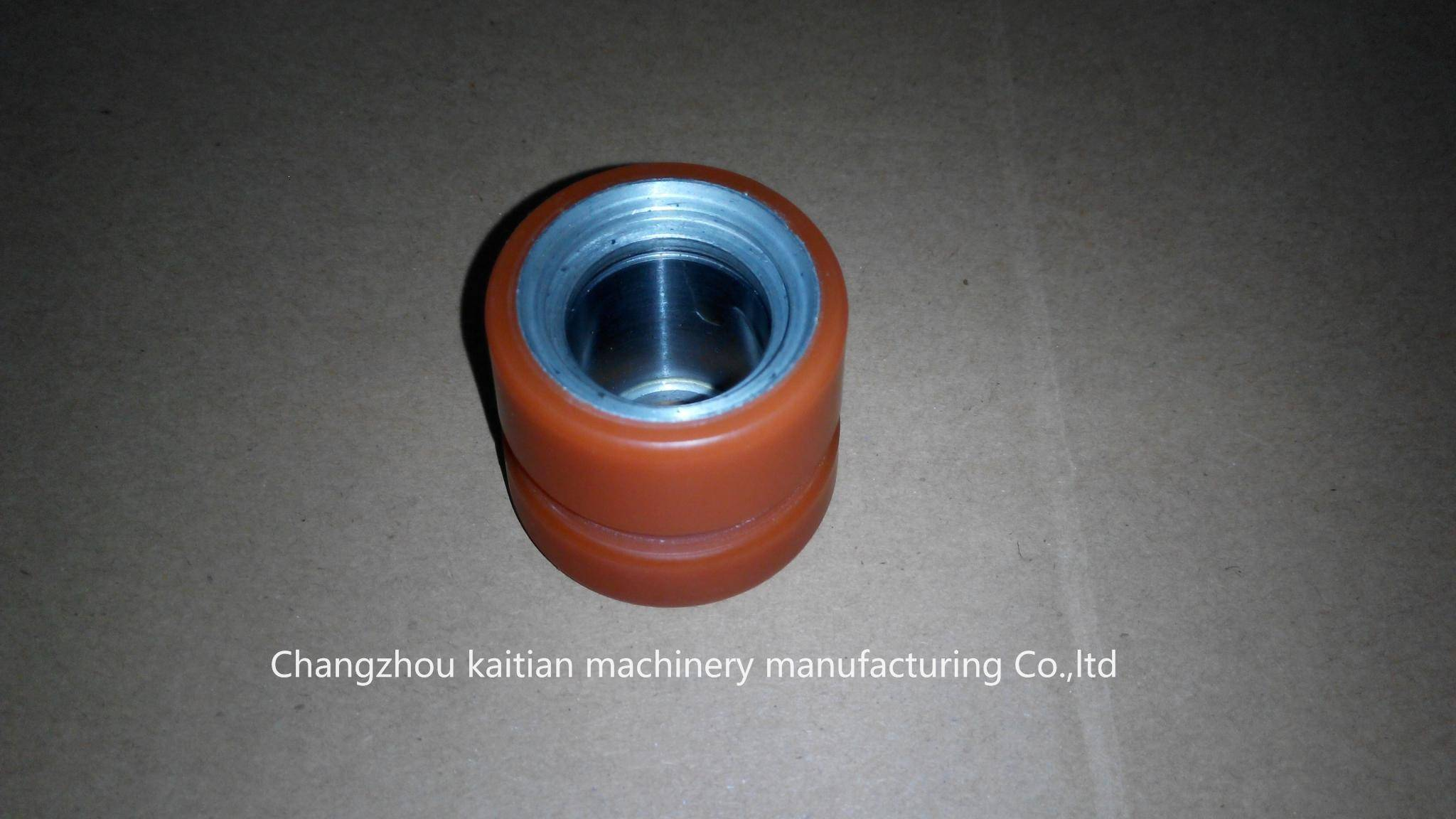Changzhou Kaitian circular loom parts shuttle wheel Back Lower Shuttle Wheel