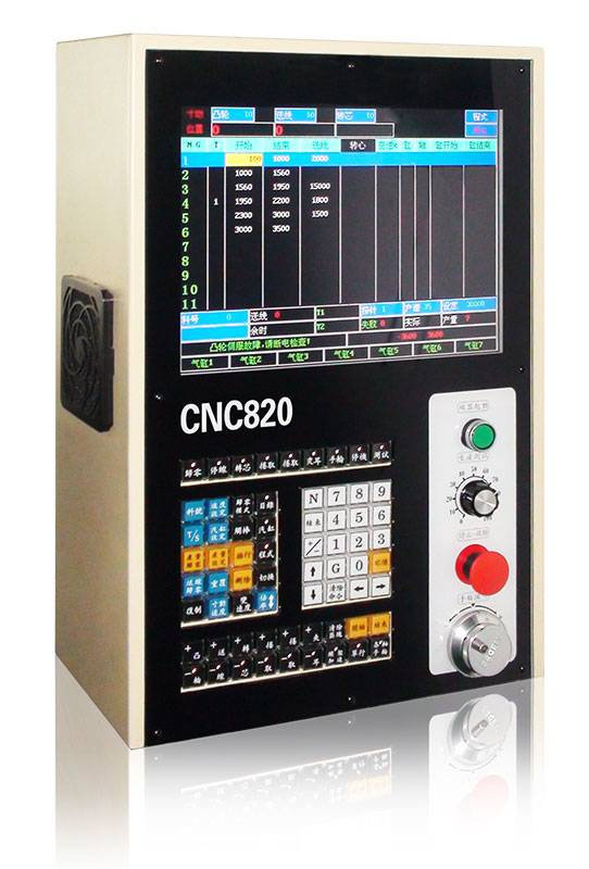 ADT-CNC820 4~6 Axis Controller for Spring Machine