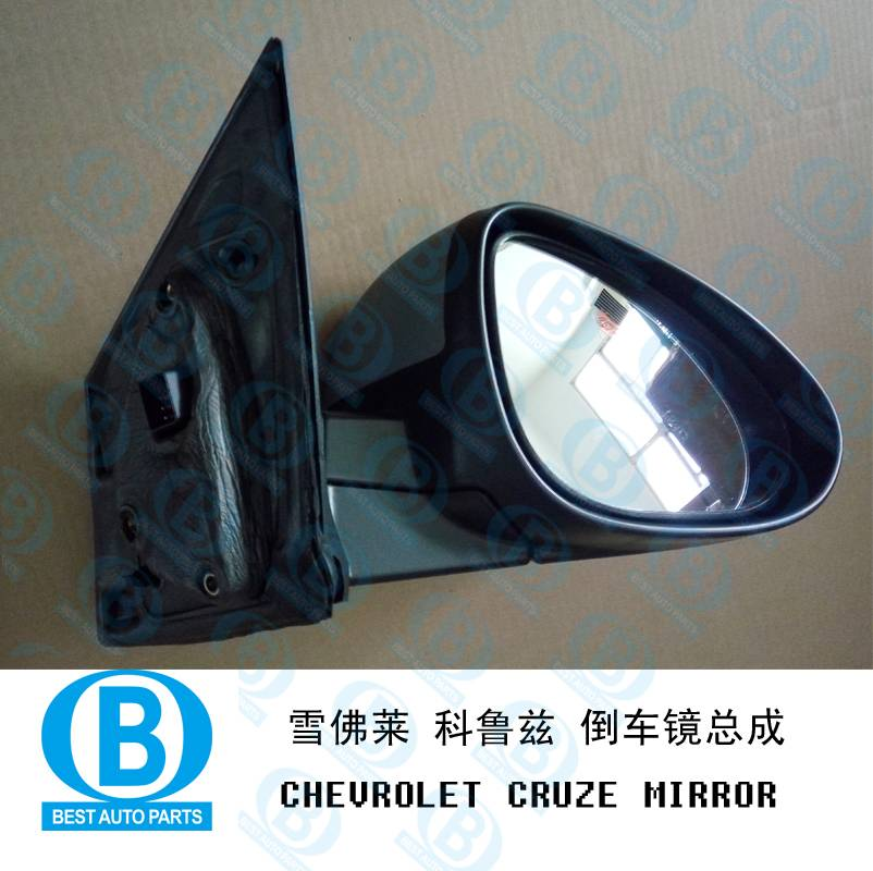 chevrolet review mirror factory