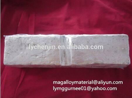 Mg Y30/ Magnesium Yttrium Alloy/ Magnesium Rare Earth Alloy/ MGY/ MGY30