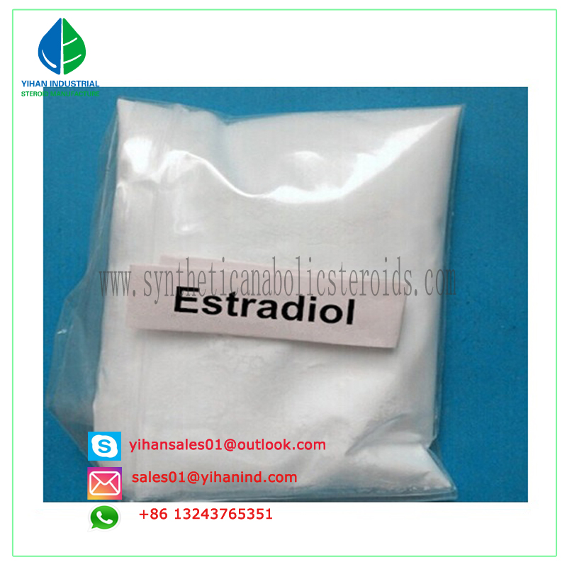 Paypal 99% pure Pharmaceutical Chemicals Estradiol Steroids Hormone Powder CAS 50-28-2 Judy