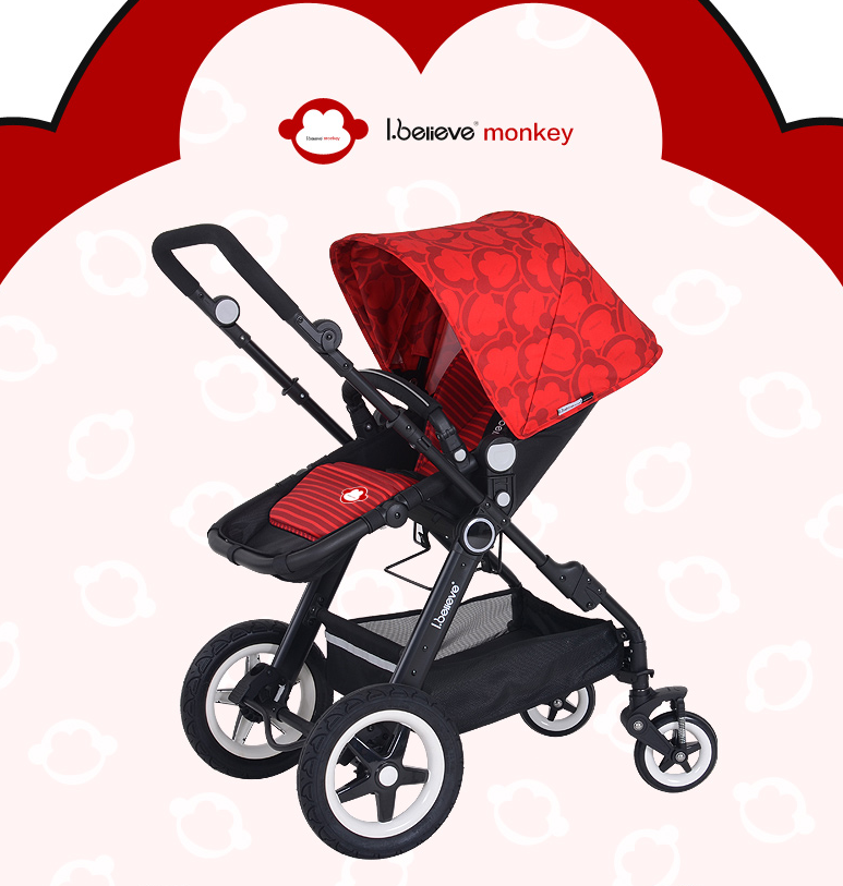 Wholesale approved baby buggy stroller/baby stroller carriage/baby stoller baby pram with En1888