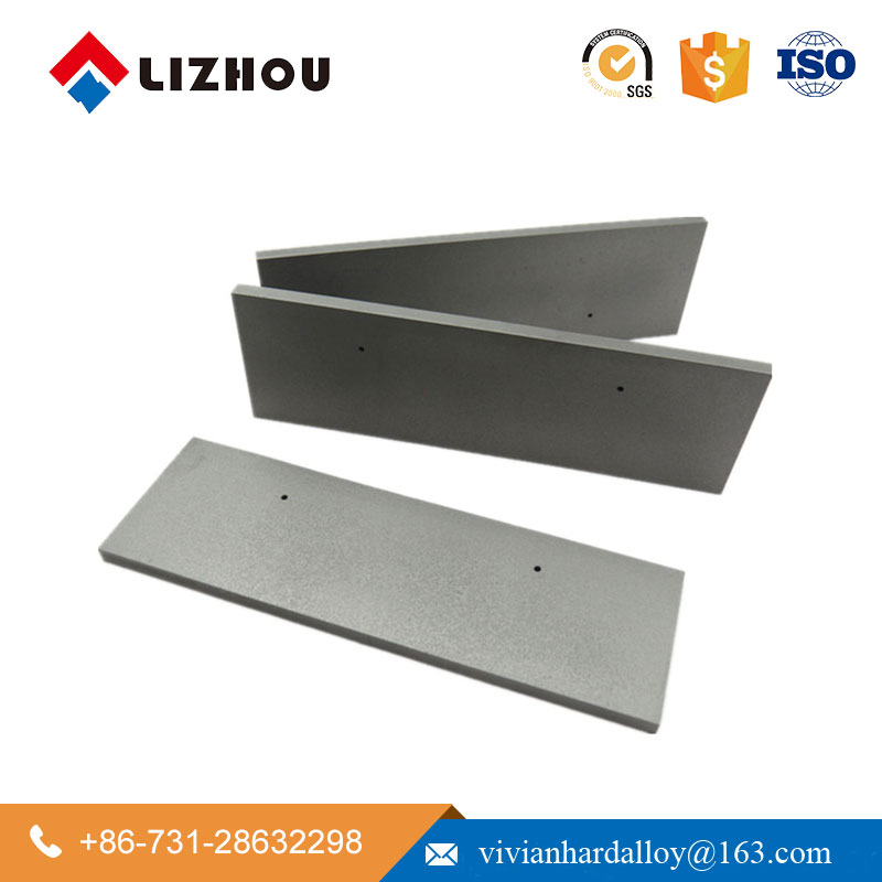 High Strength K10 K20 K30 Cemented Tungsten Carbide Sheet Plates for Presion Molds