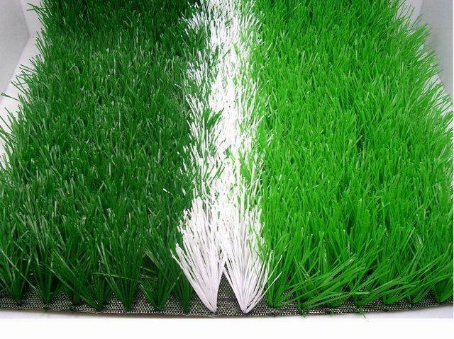 High-quality football artificial grass