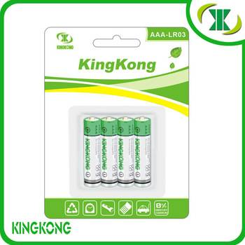 Carbon battery KK-R03P-KA2B