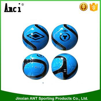 China wholesale machine sawing pu soft size 5 soccer ball