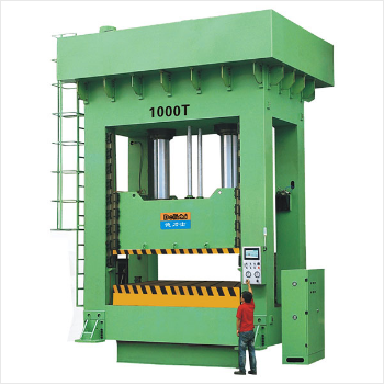 Sliding Hydraulic Molding Machine