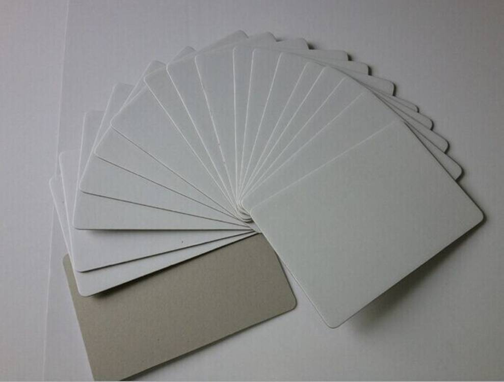 Direct Factory Price White Coated Duplex Board Grey Back for Packaging and Printing