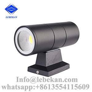 Hot selling waterproof ip65 6w 10w 20w 30w 40w up down outdoor wall lamps