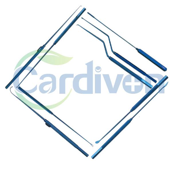 Cardiovascular Neurosurgical Plastic Surgical Instruments (Dissectors, Hooks, Dilator)