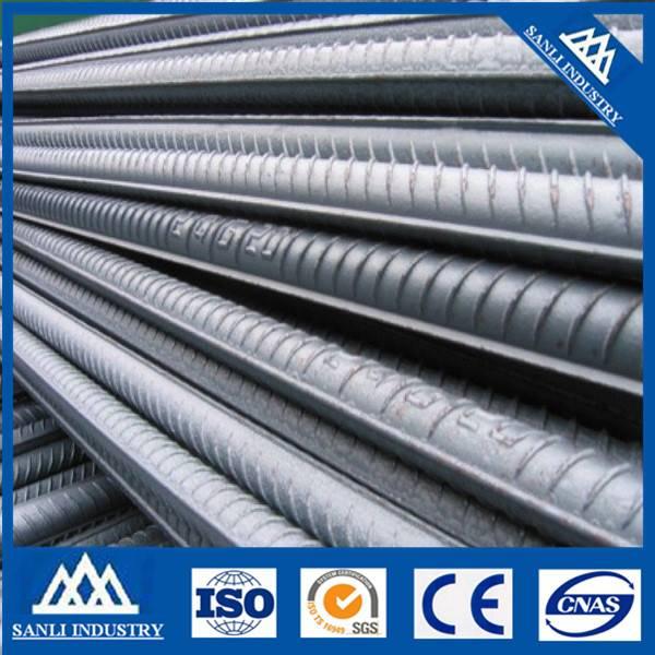 High Quality Rebar&Deformed Bar Steel&Construction steel rebar