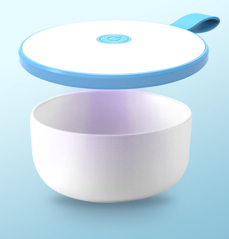Portable Handheld UVC Disinfection Plate Tableware Disinfection Sanitizing Scanner bar