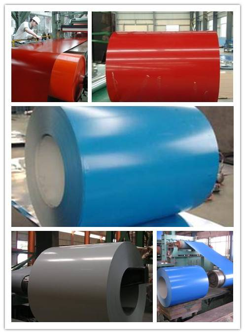China Supplier roof sheets Ppgi Coil corrugated sheet Ppgi color coated galvanized steel coil PPGI z