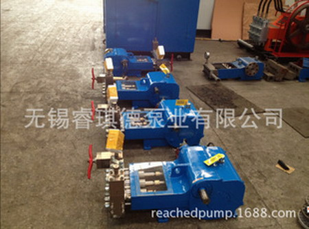 high pressure pump,high pressure reciprocating pump(WP2-S Series)