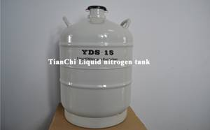 TIANCHI 15L cryogenic container