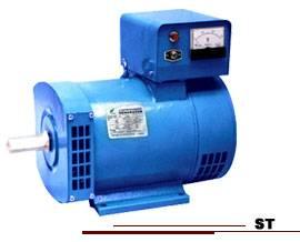 ST/STC Single phase brush generator