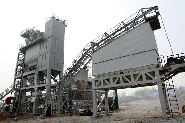 400(QLB5000) Asphalt Mixing Plant