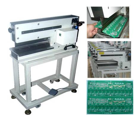 New-design pcb depanelizer for cutting pcb board