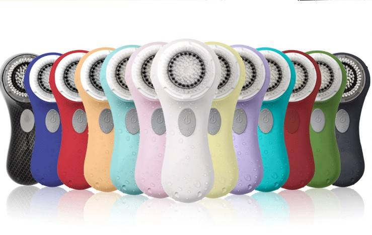 Electric Facial Face Pore sonic MIA Cleaner Body Cleaning Massage Mini Skin Beauty Massager