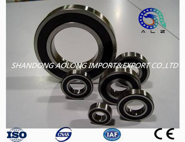Chrome bearing deep groove ball bearing(6300 2RS)